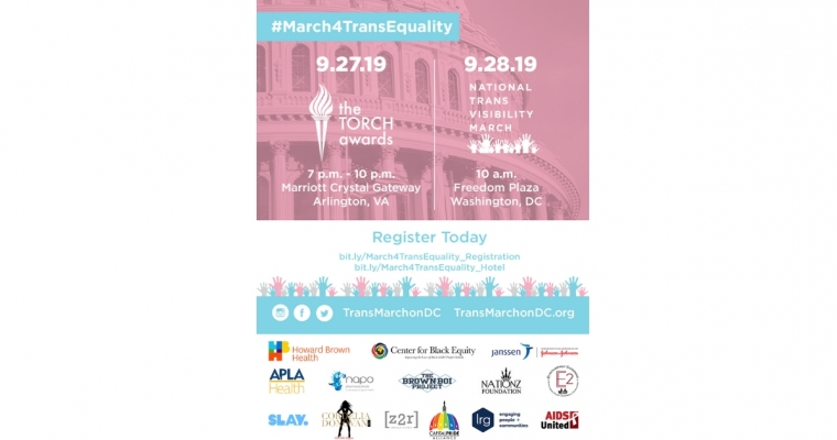 National Transgender Visibility March