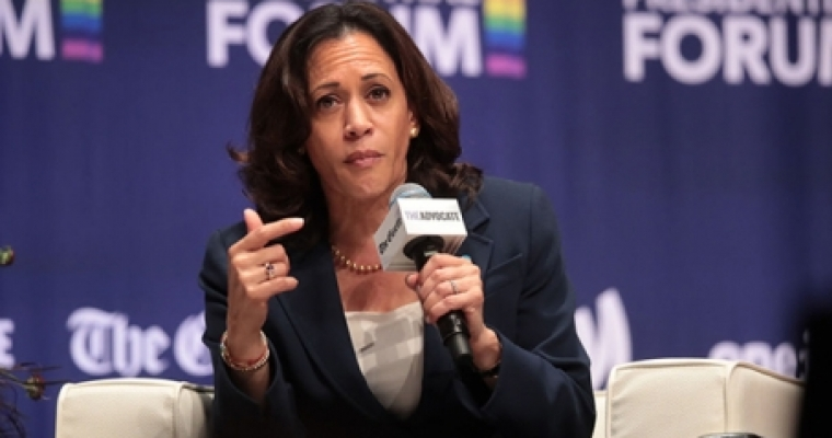 kamala harris lgbtq forum