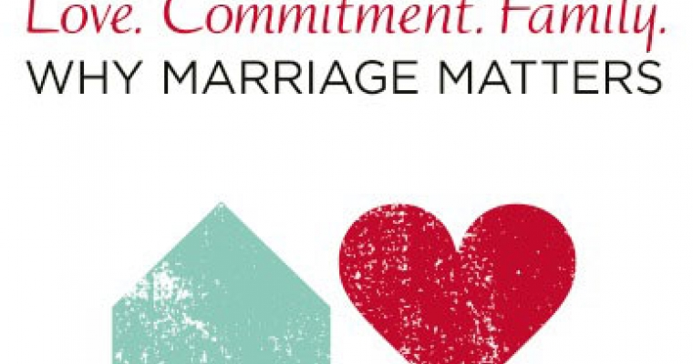 Why marriage matters essay