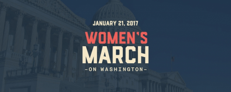 Join GLAAD & hundreds of thousands more at the Women's March on Washington