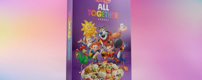 Kellogg's and Joshua Rush take a bite out of bullying for #SpiritDay