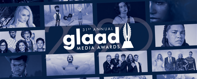 GLAAD announces the nominees for the 31st Annual GLAAD Media Awards