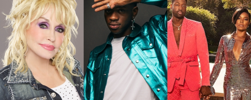 GLAAD to host virtual ceremony for the 31st Annual GLAAD Media Awards on July 30, with special guests Dolly Parton, Lil Nas X, Dwyane Wade & Gabrielle Union, the cast and producers of Pose, and many more