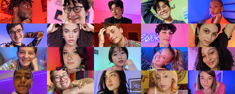 GLAAD releases its second annual 20 Under 20 list, featuring JoJo Siwa, mxmtoon, Ve'ondre Mitchell, Stella Keating, Ewok, Yasmin Finney, and more