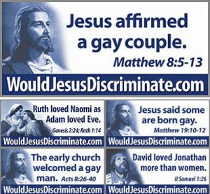 Gay marriage bible verses