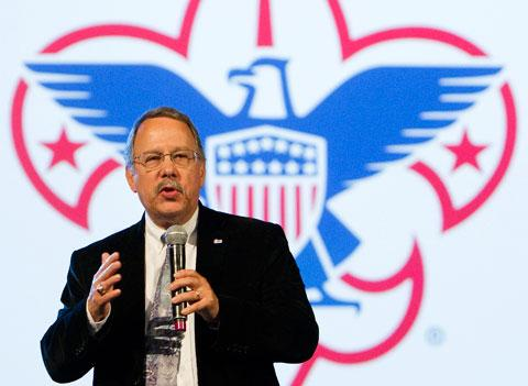 United Methodist Church Leaders Call on the Boy Scouts to