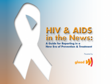 HIV & AIDS in the News Resource Guide