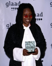Whoopi Goldberg Glaad Award