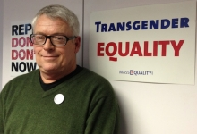 Cleve Jones Trans Equality