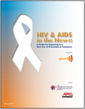 HIV and AIDS in the News