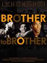 BROTHER TO BROTHER movie poster