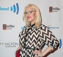 Our Lady J at GLAAD Awards