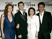Will & Grace GLAAD AWards