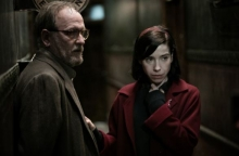 Shape of Water Richard Jenkins Sally hawkins